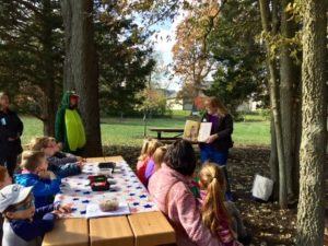 November 2018 StoryWalk event at Windisch Park