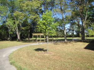 Windisch Park walking trail