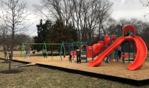 Windisch Park Playground Equipment