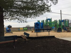 Witt Park playground equipment